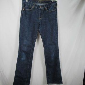 Old Navy sz 8 The Flirt Long Stretch Jeans 31X33
